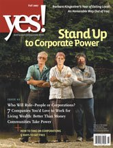 Yes! Magazine Cover